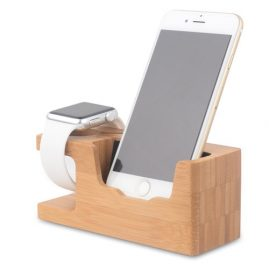 natural-bamboo-charging-dock-bracket-cradle-stand-phone-holder5